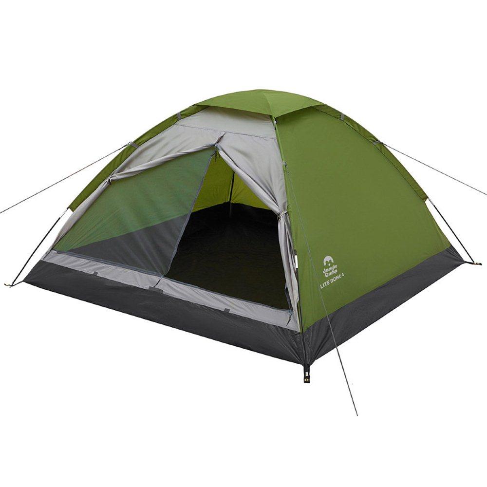 Палатка Jungle Camp Lite Dome 4 (70813), 240(Д)x205(Ш)x130(В) см купить в Симферополе