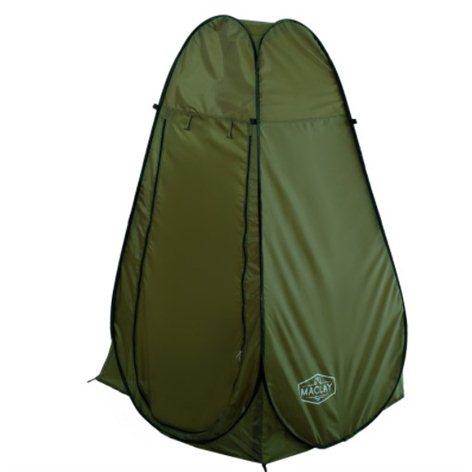 Палатка туристическая, самораскрывающаяся, для душа, 120 х 120 х 195 см, цвет зелёный купить в Симферополе