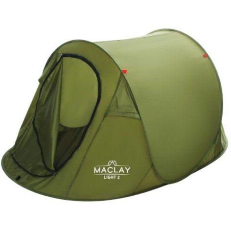 Палатка туристическая, Самораскрывающаяся, LIGHT 2, размер 215 х 120 х 95 см купить в Симферополе