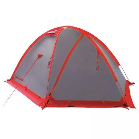 Tramp палатка Rock 4 (V2) (серый), 400Д х 220Ш х 140В купить в Симферополе