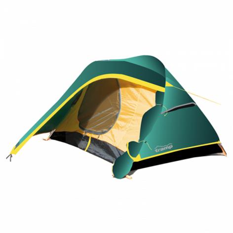 Tramp палатка Colibri 2 (V2) (зеленый), 260(Д) х 220(Ш) х 102(В) купить в Симферополе